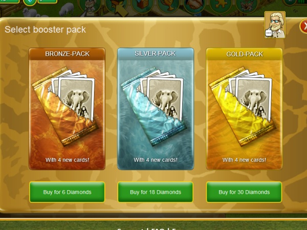 Booster Packs Will Help You Building A Bigger Zoo